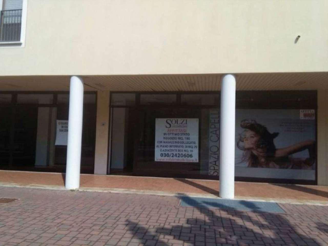Negozio / Locale in affitto a San Zeno Naviglio, 1 locali, prezzo € 1.200 | Cambio Casa.it