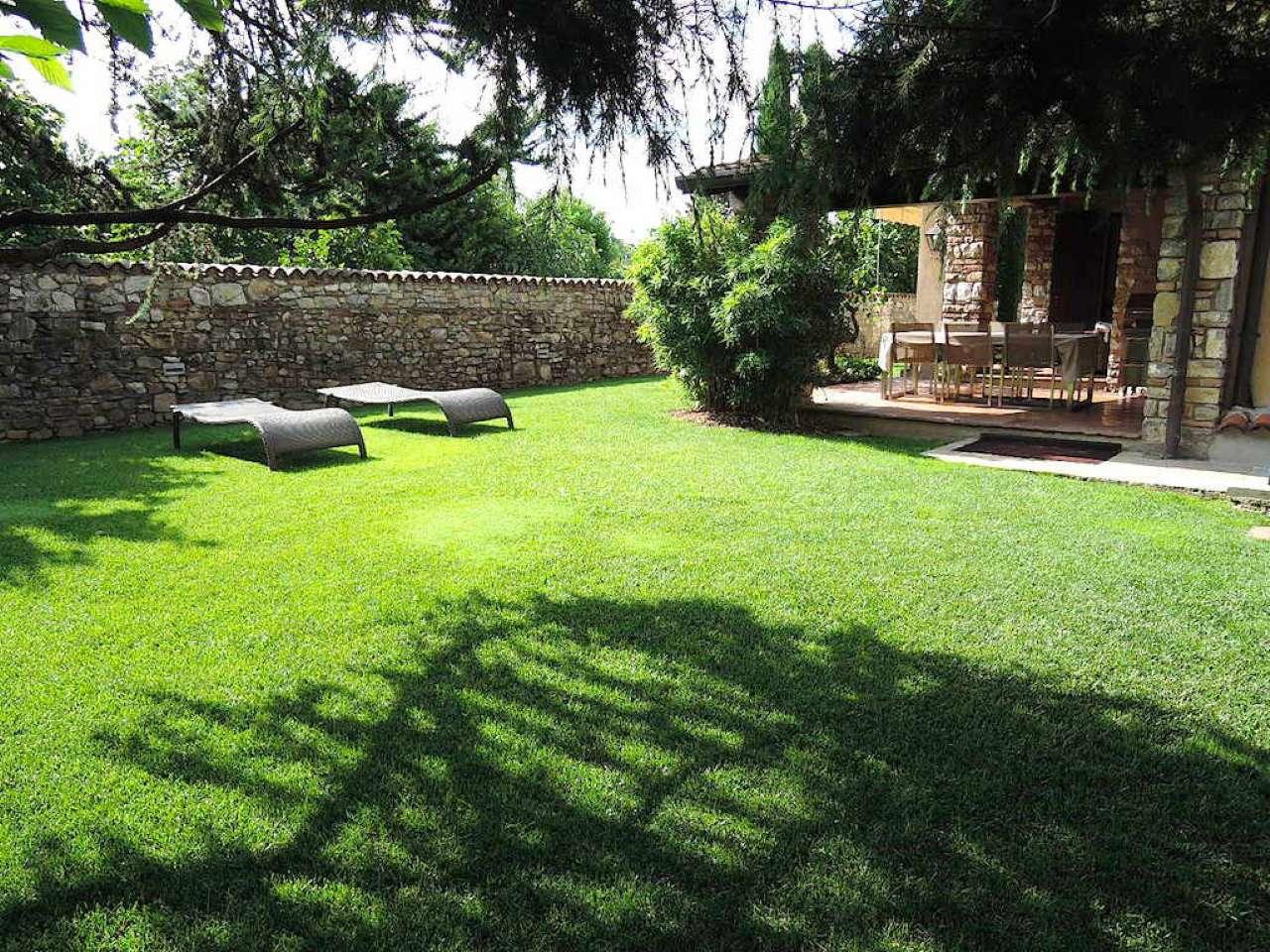 Villa gussago vendita 1250000 euro 480 mq 15 12 2016 for Giardino 15 mq