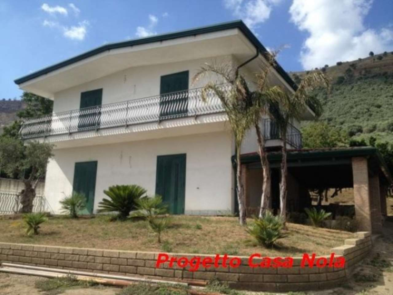 Villa in vendita a Nola, 6 locali, prezzo € 280.000 | CambioCasa.it