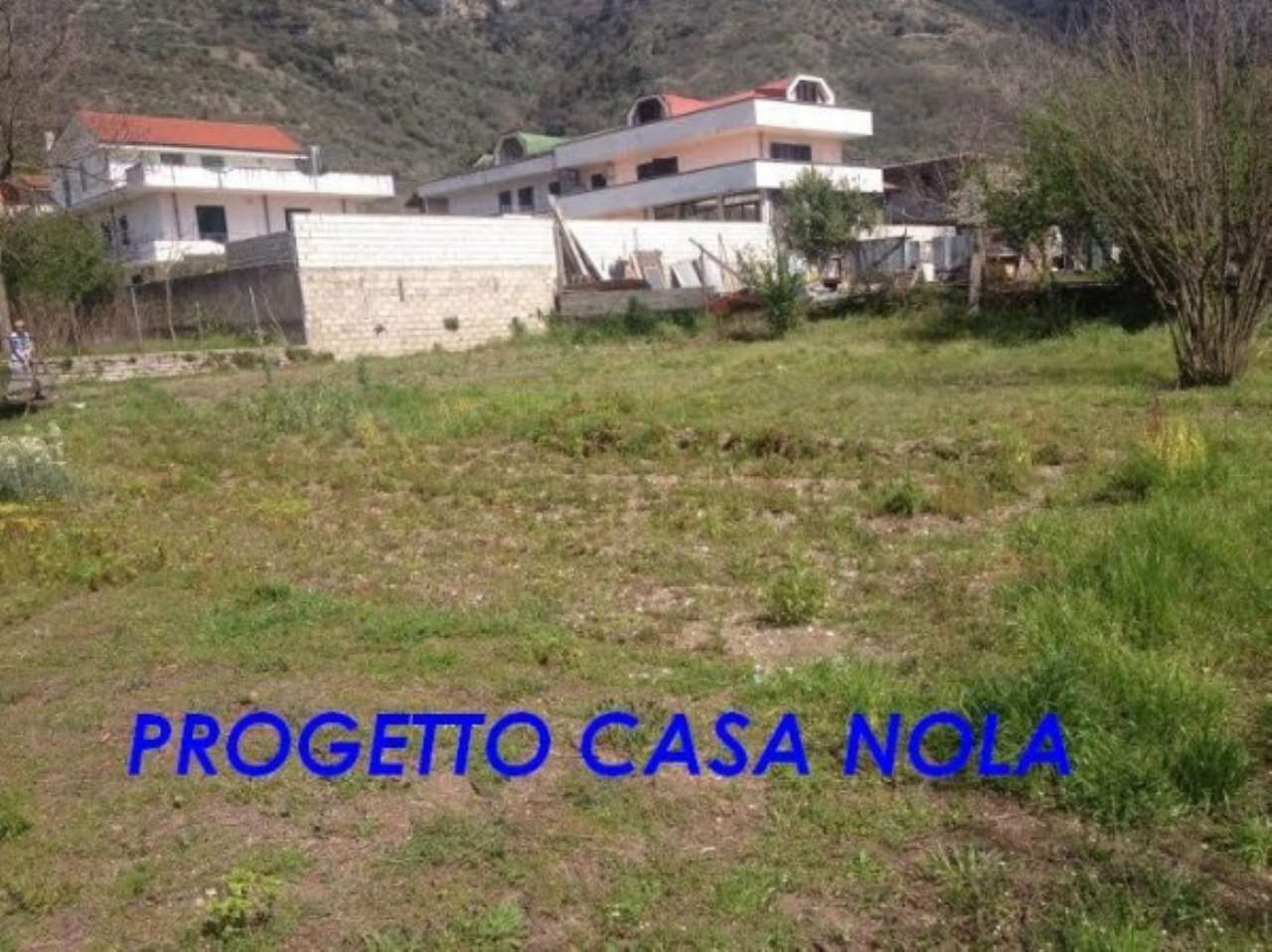 Terreno edificabile in vendita a Pago del Vallo di Lauro (AV)