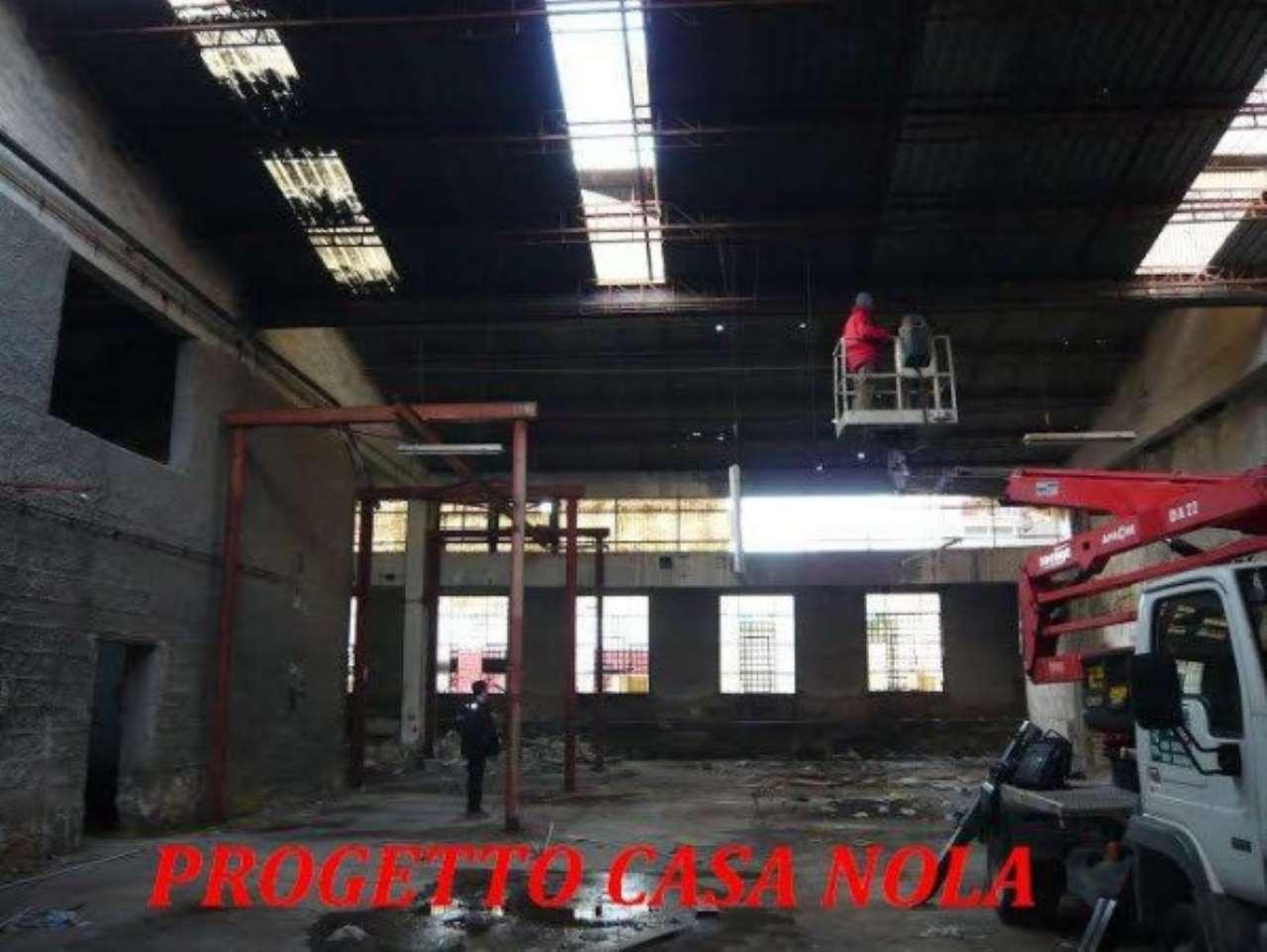 Capannone in vendita a Napoli, 6 locali, zona Zona: 6 . Ponticelli, Barra, San Giovanni a Teduccio, prezzo € 750.000 | CambioCasa.it