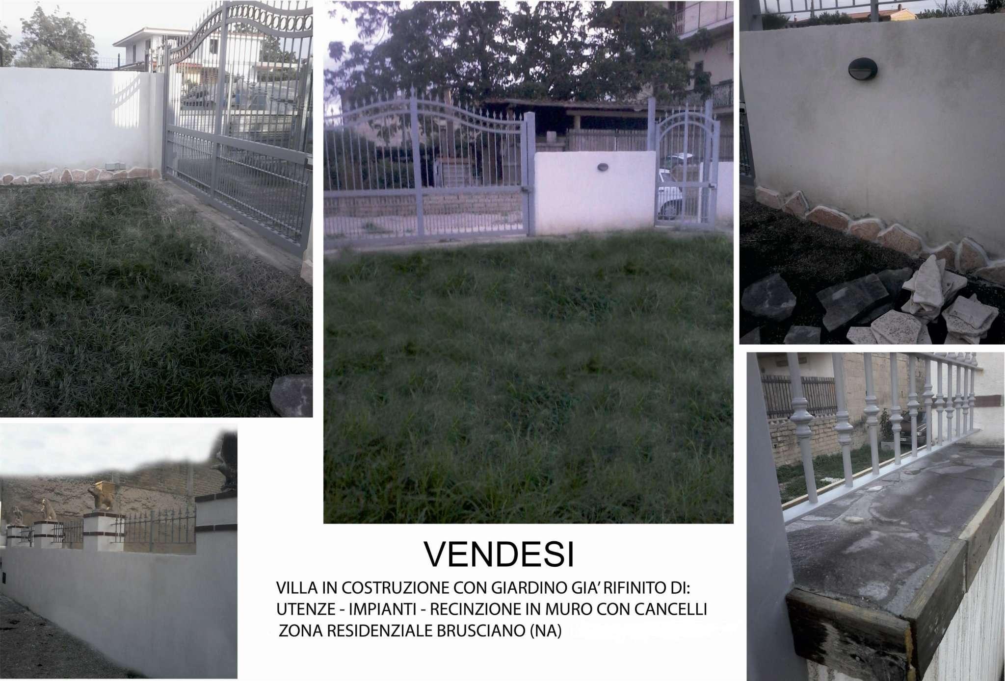Villa in vendita a Brusciano, 6 locali, Trattative riservate | Cambio Casa.it