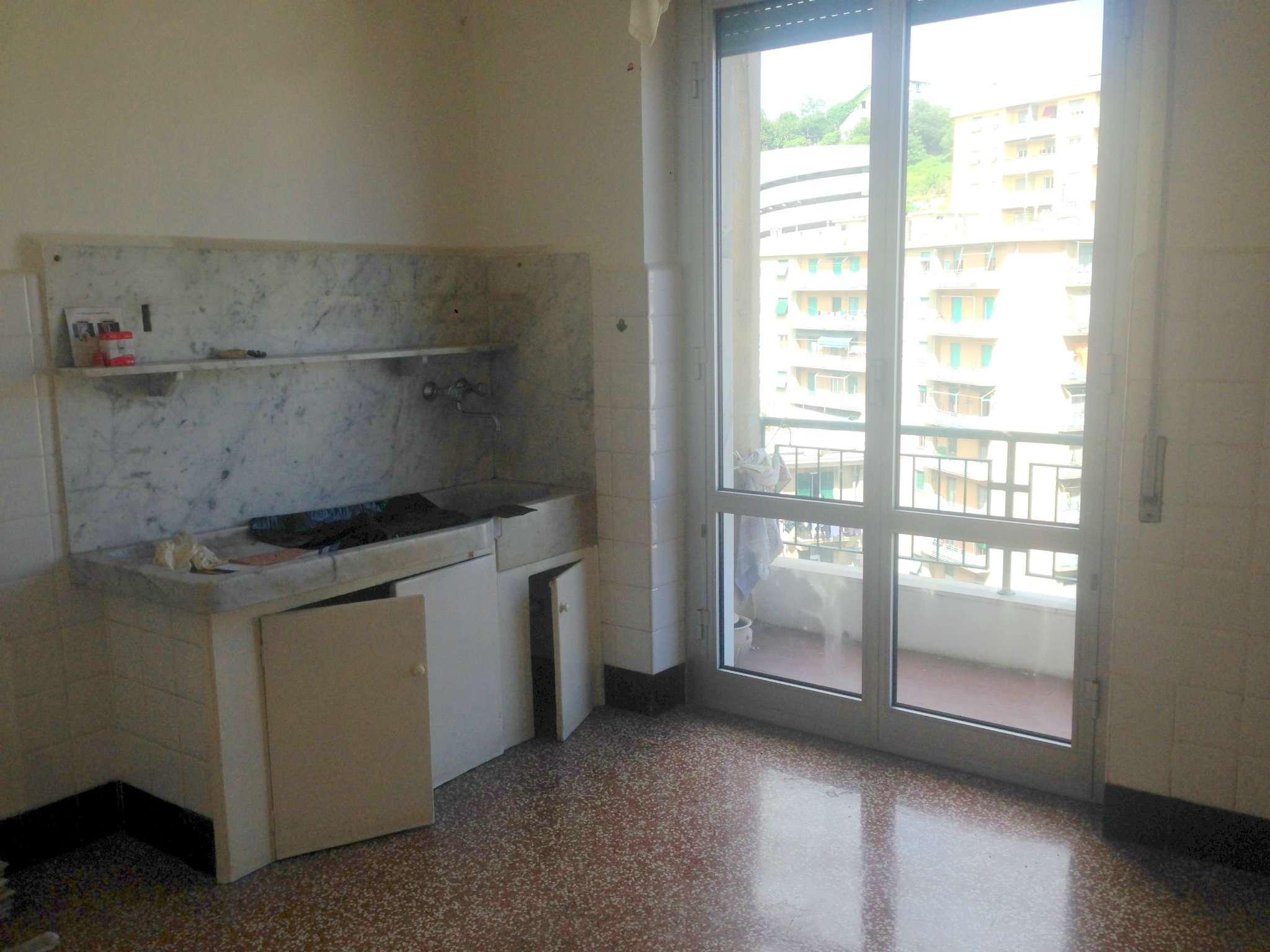 Bilocale Genova Corso Martinetti 6