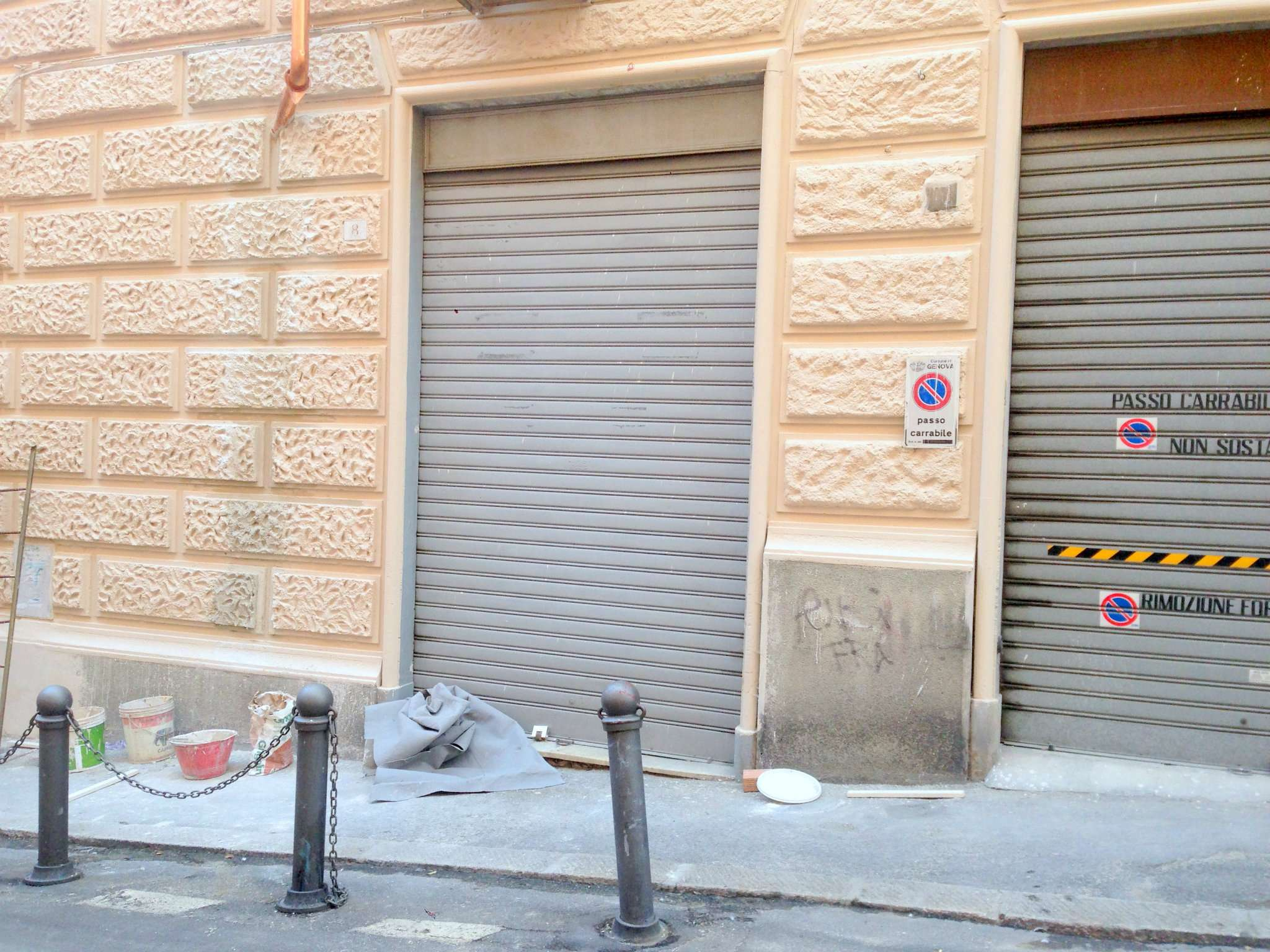Magazzino in vendita a Genova, 1 locali, zona Zona: 8 . Sampierdarena, Certosa-Rivarolo, Centro Ovest, S.Teodoro, prezzo € 65.000 | Cambio Casa.it