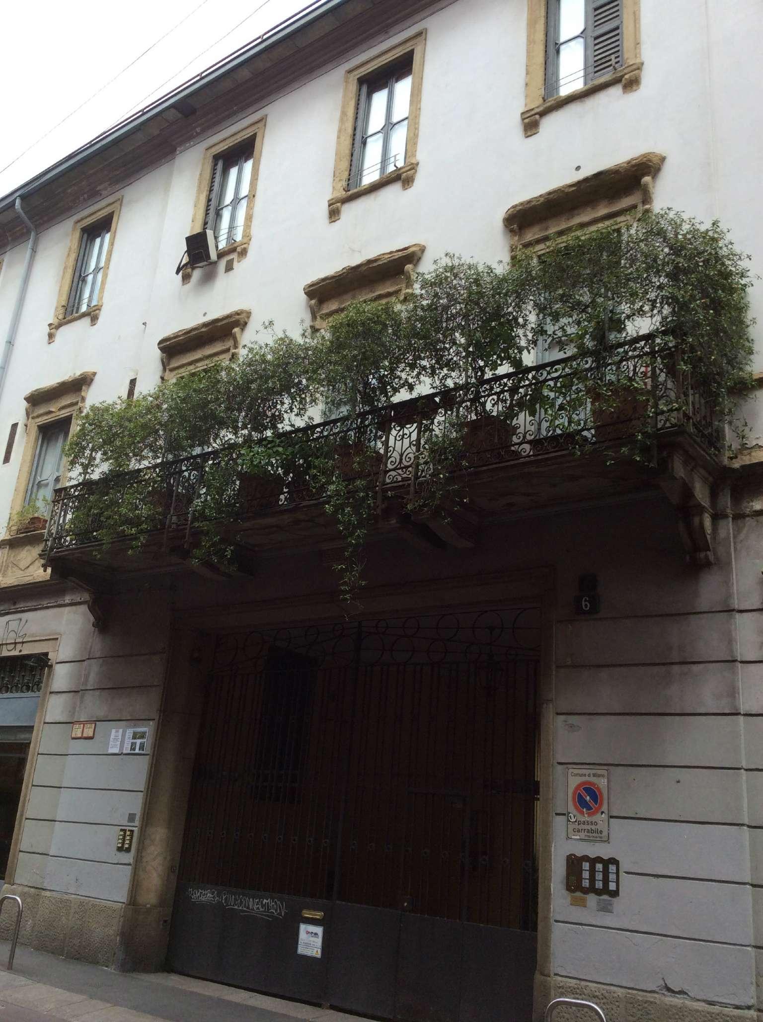 Bilocale Milano Via Carlo Maria Maggi 1