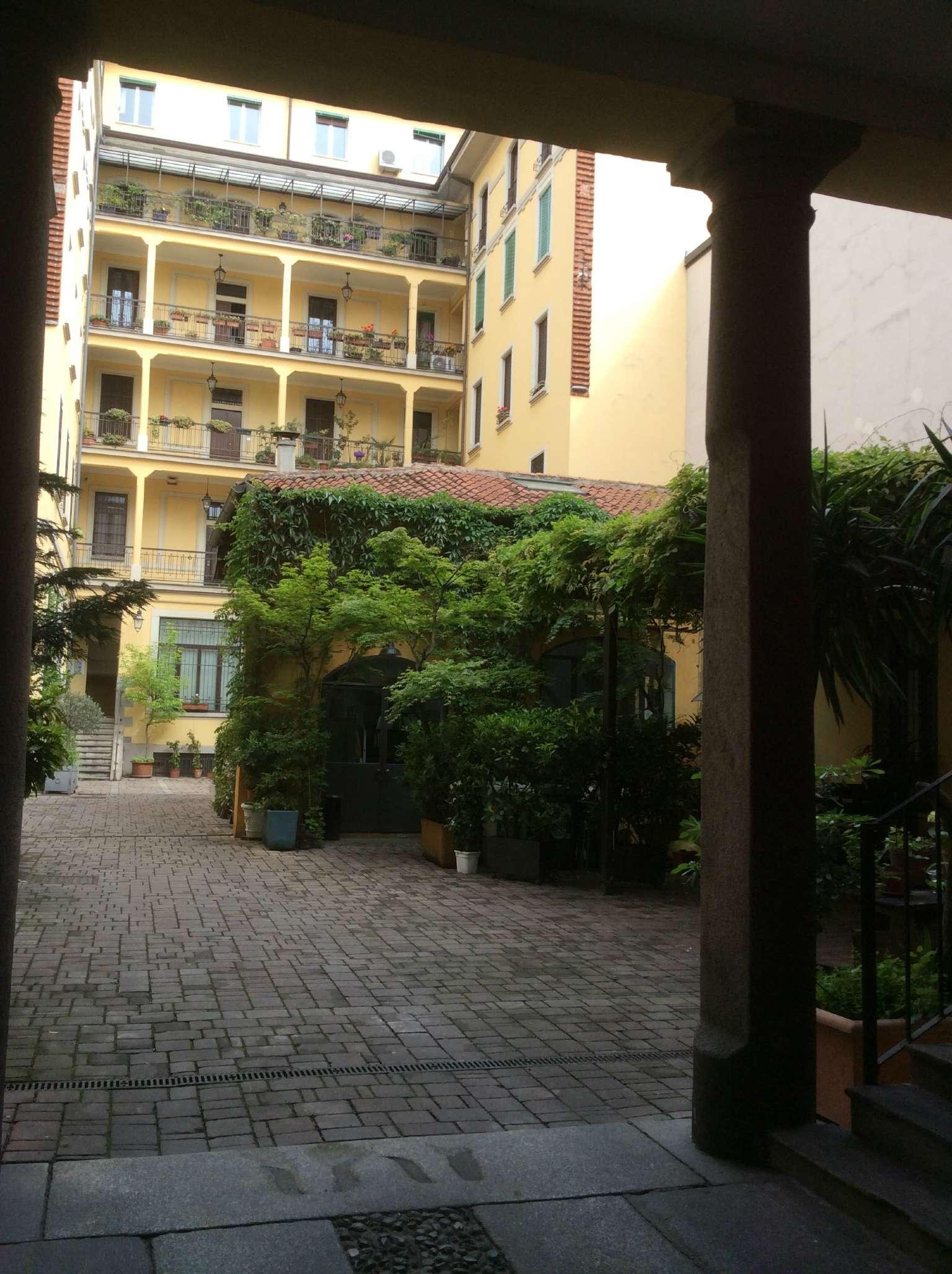 Bilocale Milano Via Carlo Maria Maggi 3