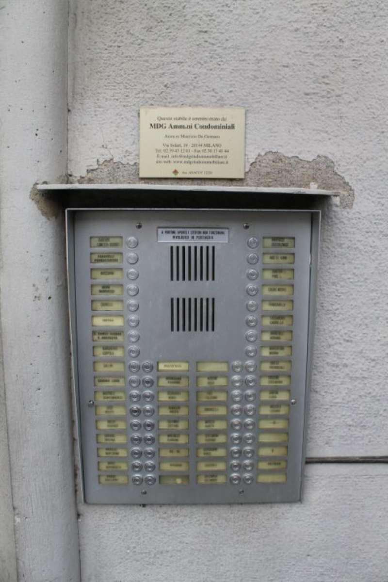 Bilocale Milano Via Monviso 4