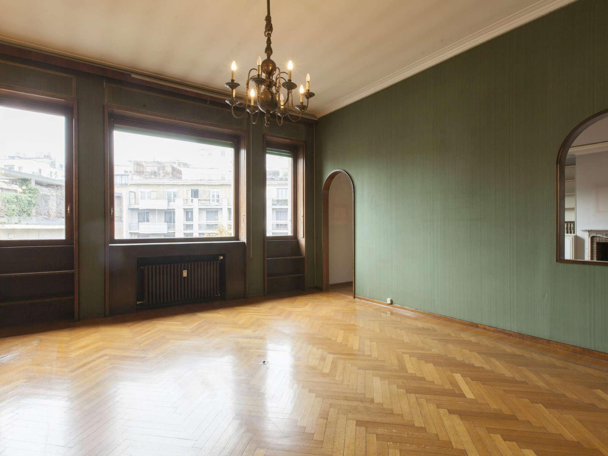 Appartamento in Vendita a Milano: 5 locali, 260 mq - Foto 8