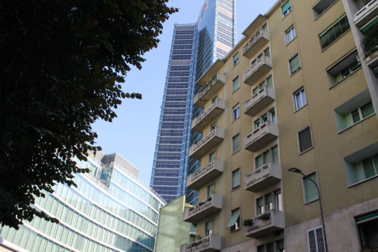Appartamento in Affitto a Milano 02 Brera / Volta / Repubblica: 4 locali, 140 mq