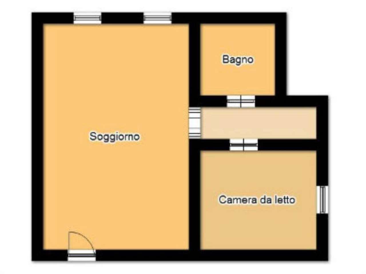 Vendita  bilocale Lucca Via Vincenzo Civitali 1 645813