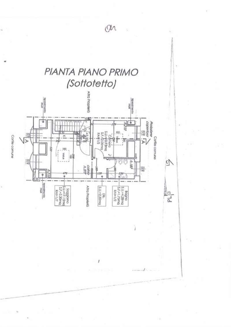 Vendita  bilocale Biassono Piazza San Francesco 1 1046327