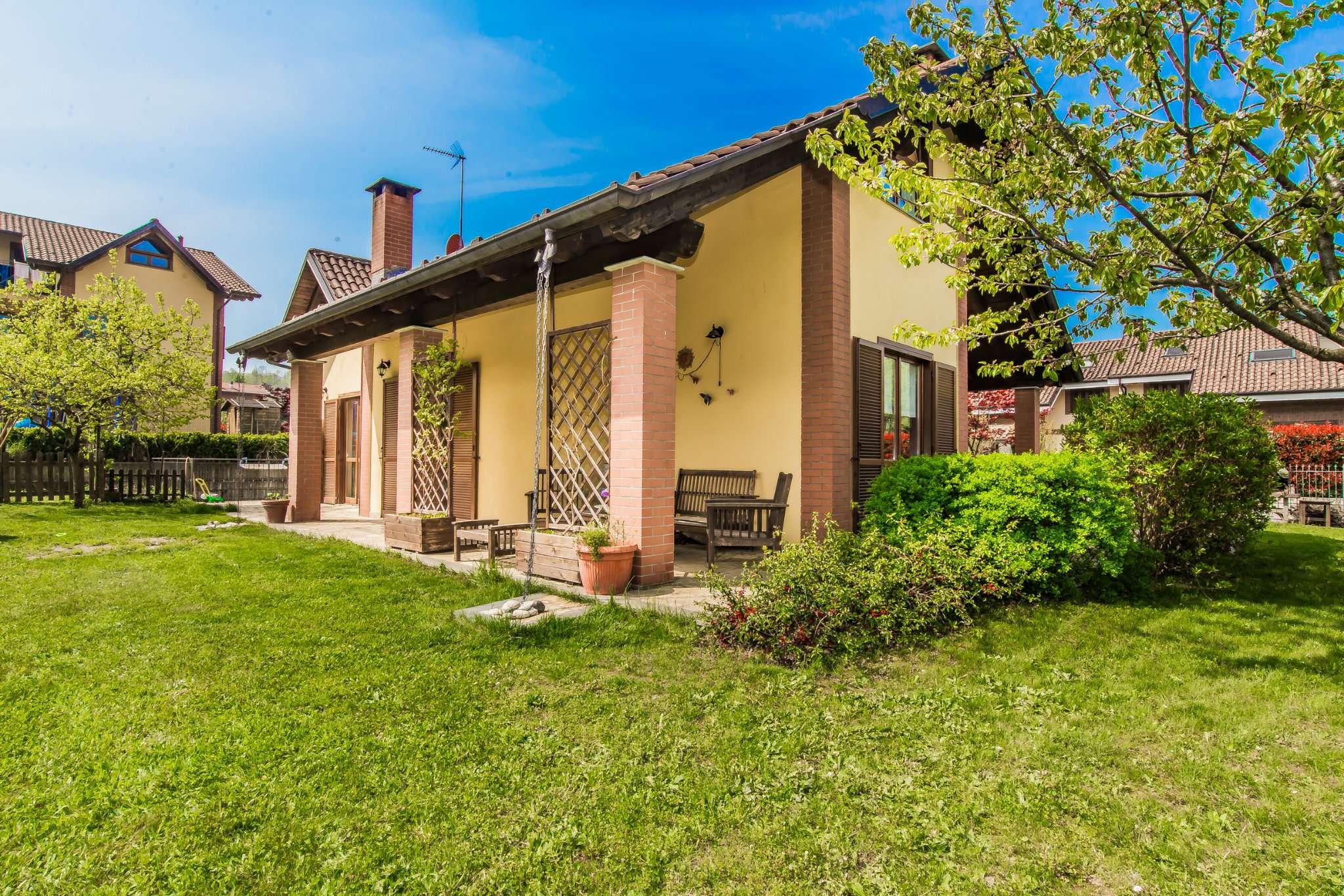 Foto 1 di Villa Unifamiliare via Don Savio  1, Reano
