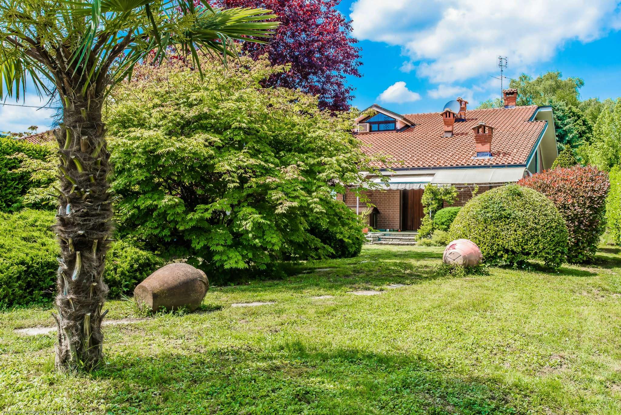 Foto 1 di Villa Unifamiliare via della nombarda, Reano