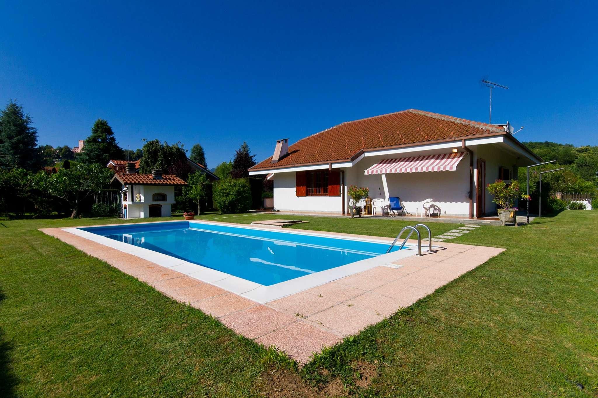 Villa in vendita via Villarbasse 54 Reano