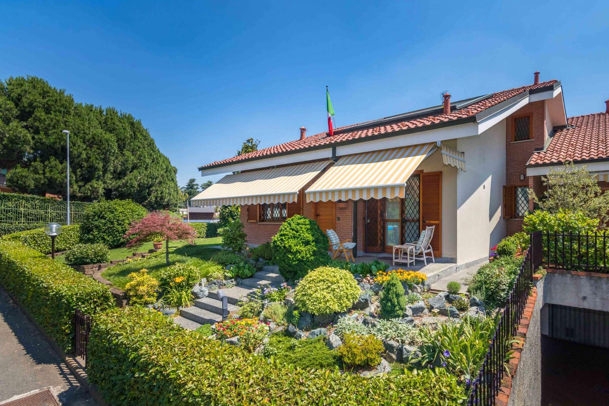 Villa in vendita via Primo Maggio 92 Rivoli