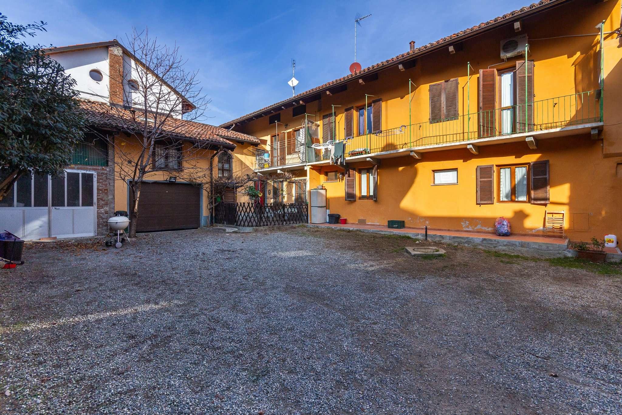 Villetta a Schiera in vendita via Viotti 8 Rivoli