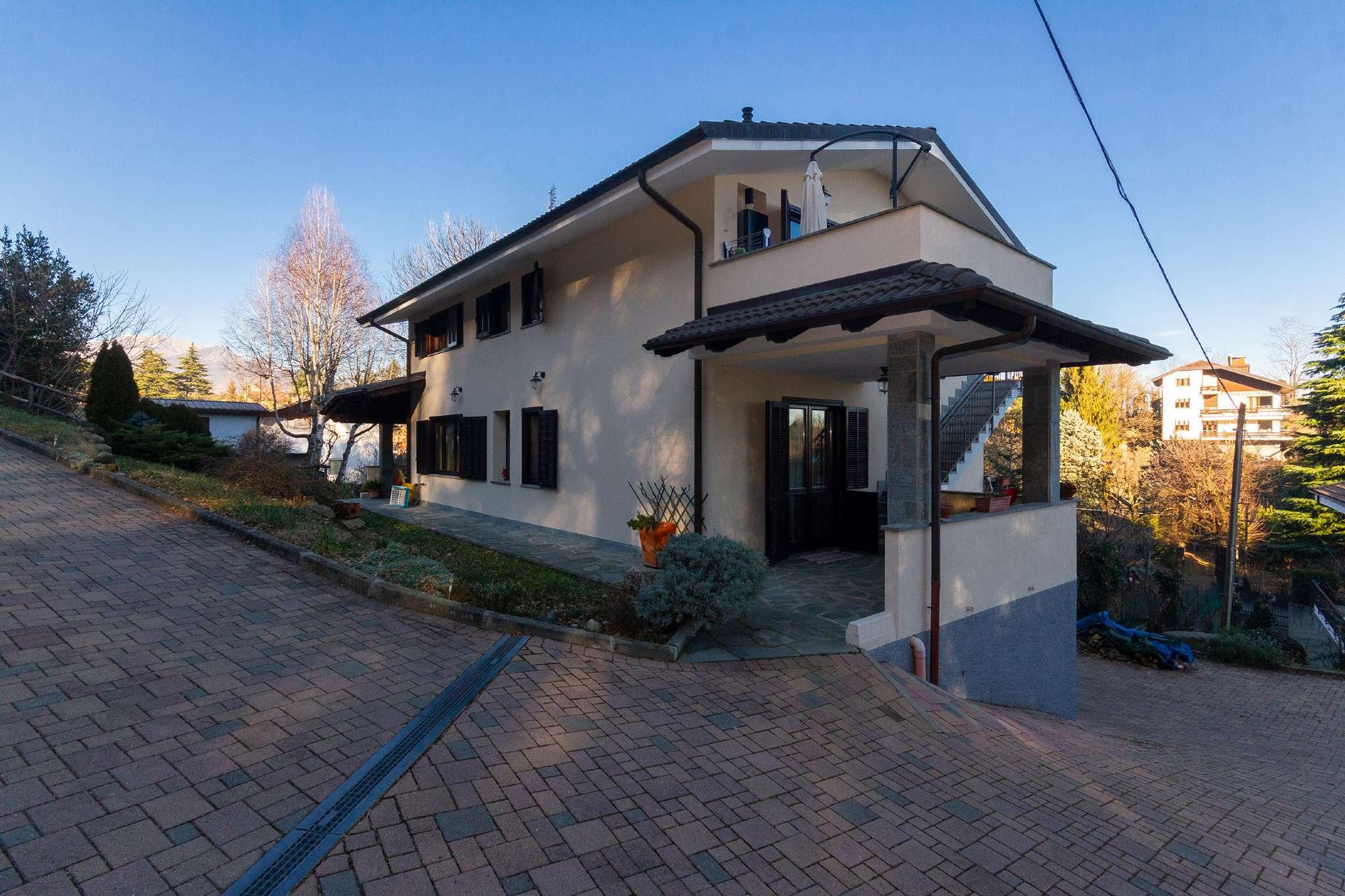Villetta a Schiera in vendita via Delle Betulle 15 Avigliana