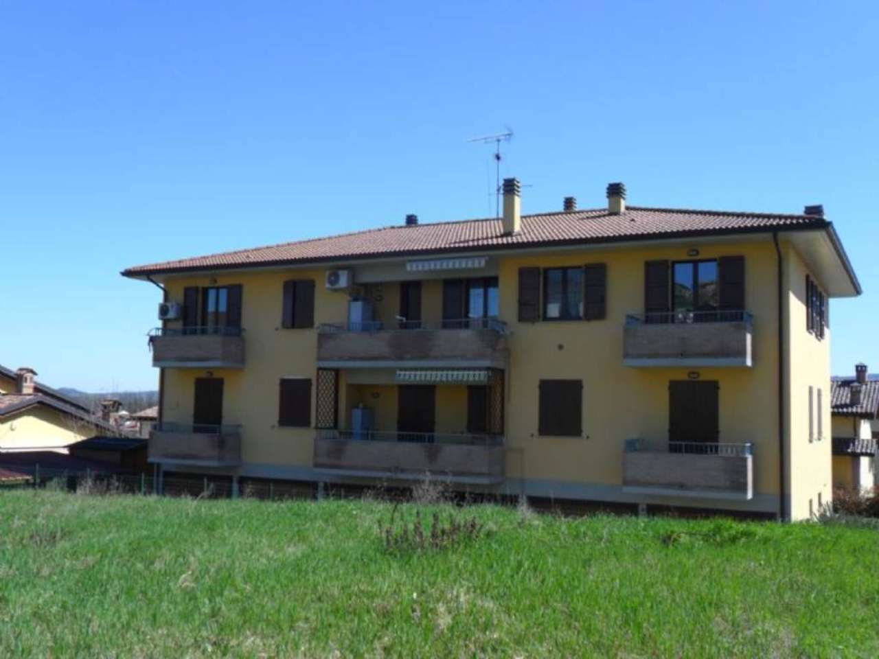 Appartamento in vendita a Medesano, 3 locali, prezzo € 125.000 | Cambio Casa.it