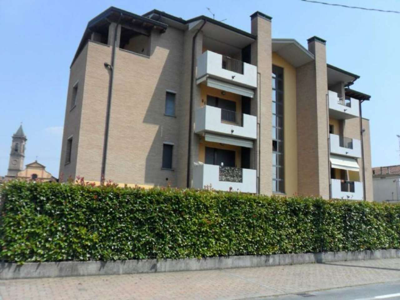 Bilocale Fontevivo Strada Bianconese 1
