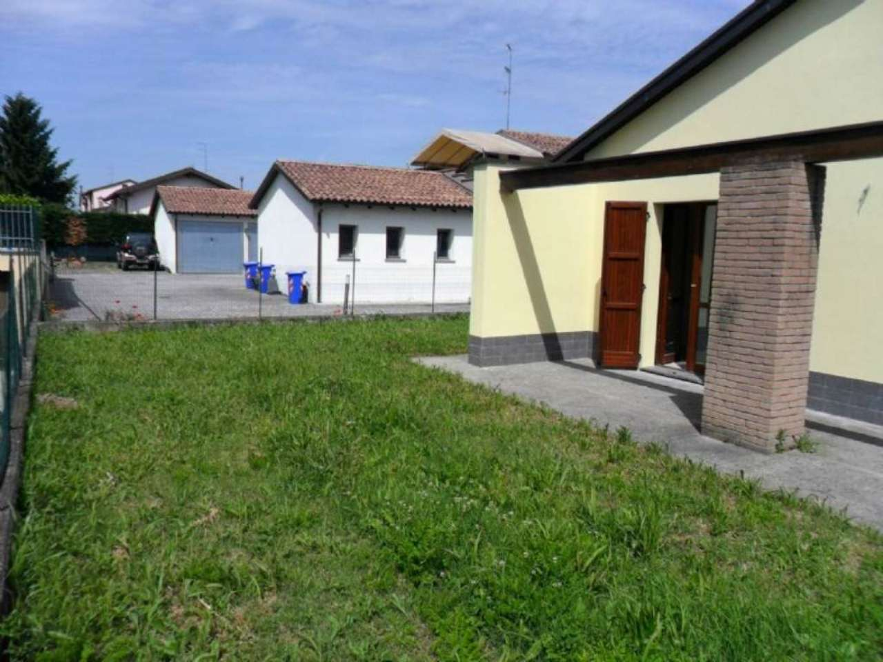 Fontevivo Vendita PORZIONE DI CASA Immagine 1