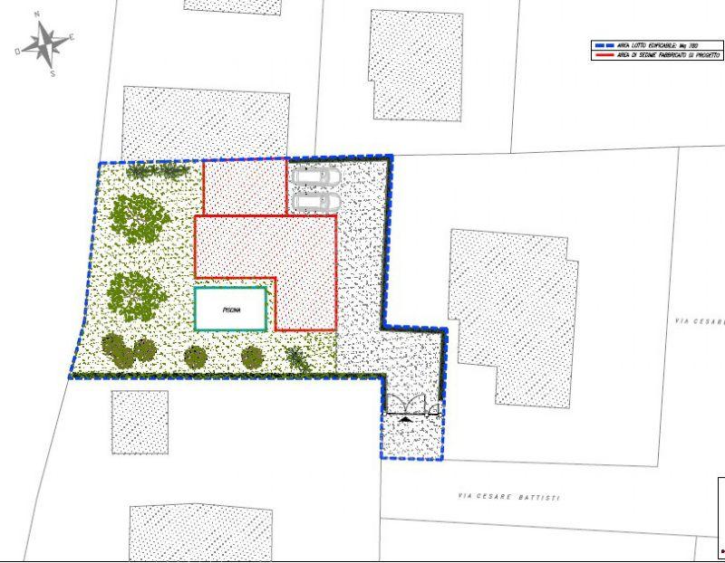 Terreno Edificabile Residenziale in vendita a Noceto, 9999 locali, prezzo € 100.000   Cambio Casa.it