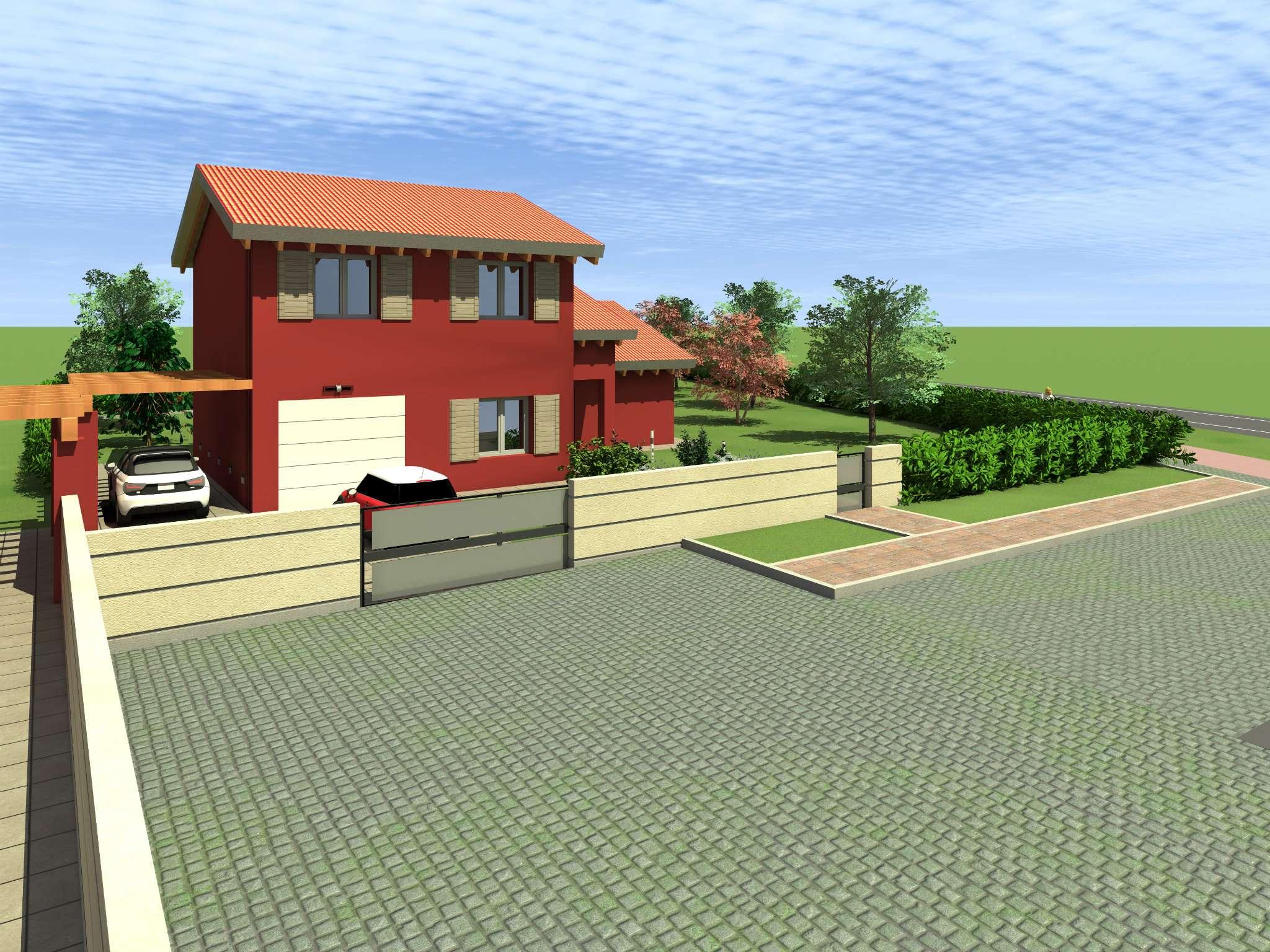 Villa in vendita a Noceto, 5 locali, prezzo € 100.000 | Cambio Casa.it