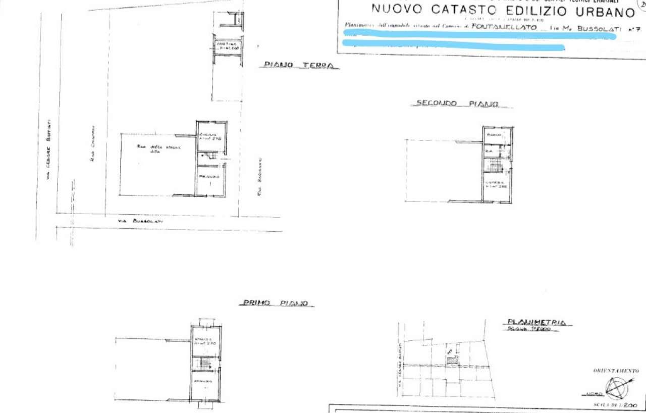 VENDITE Rustici e Case Fontanellato 3156535