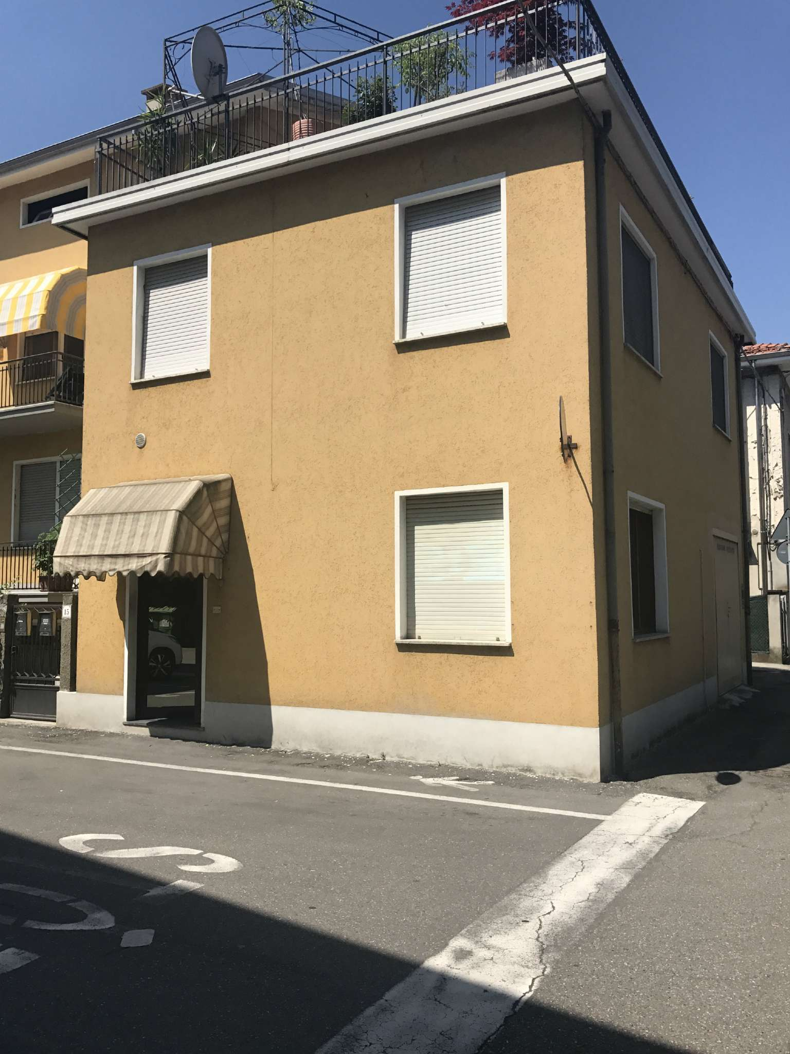 Ufficio / Studio in affitto a Noceto, 3 locali, prezzo € 100 | Cambio Casa.it
