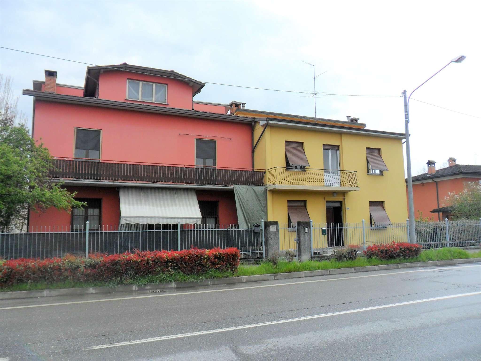 Porzione di casa 5 locali in affitto a Fontevivo (PR)