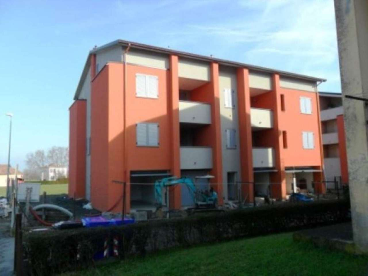 Appartamento in affitto a Medesano, 4 locali, prezzo € 500 | Cambio Casa.it