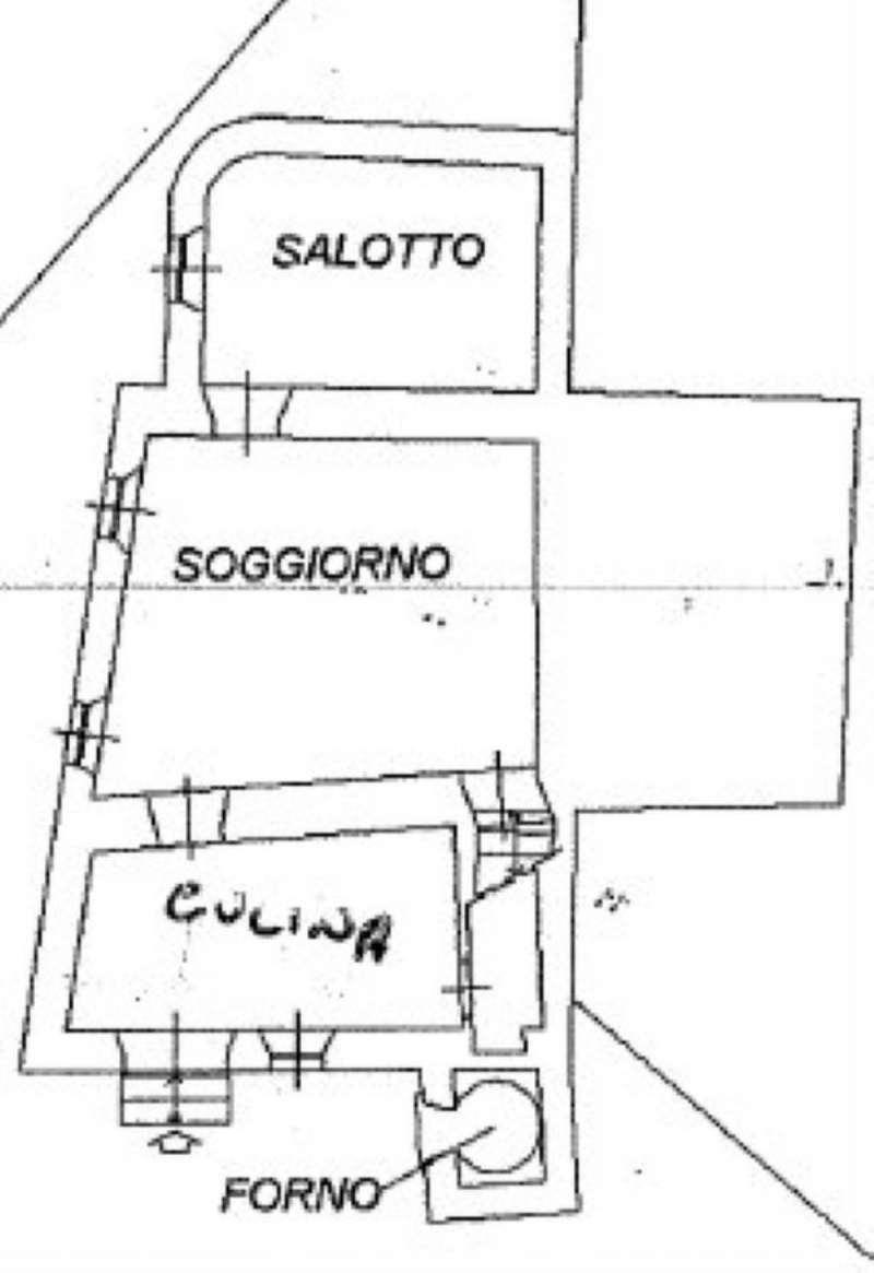 Varano de' Melegari Vendita CASALE / RUSTICO / CASA / CASCINA Immagine 3