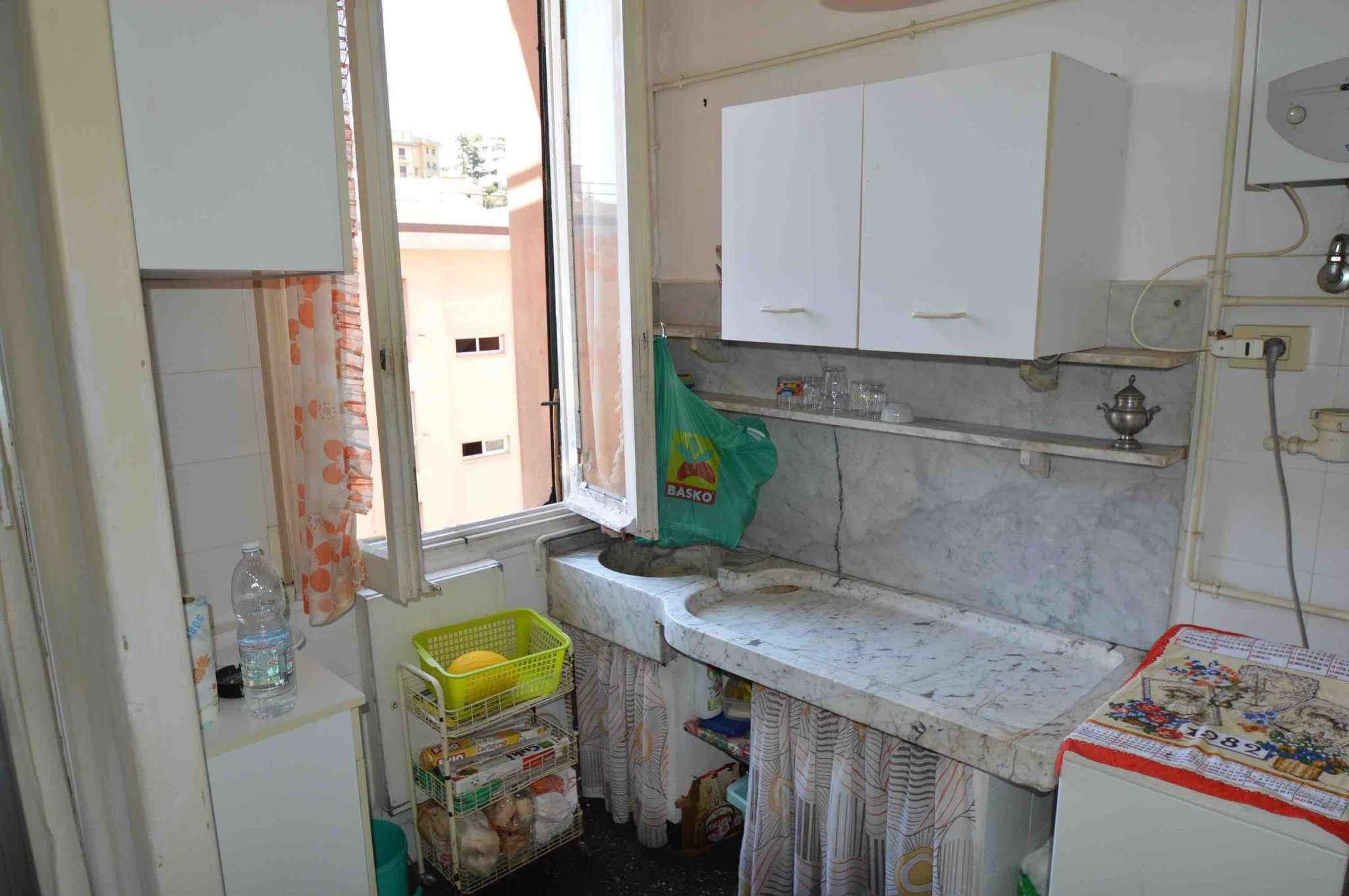 Bilocale Genova Via Gorizia 5