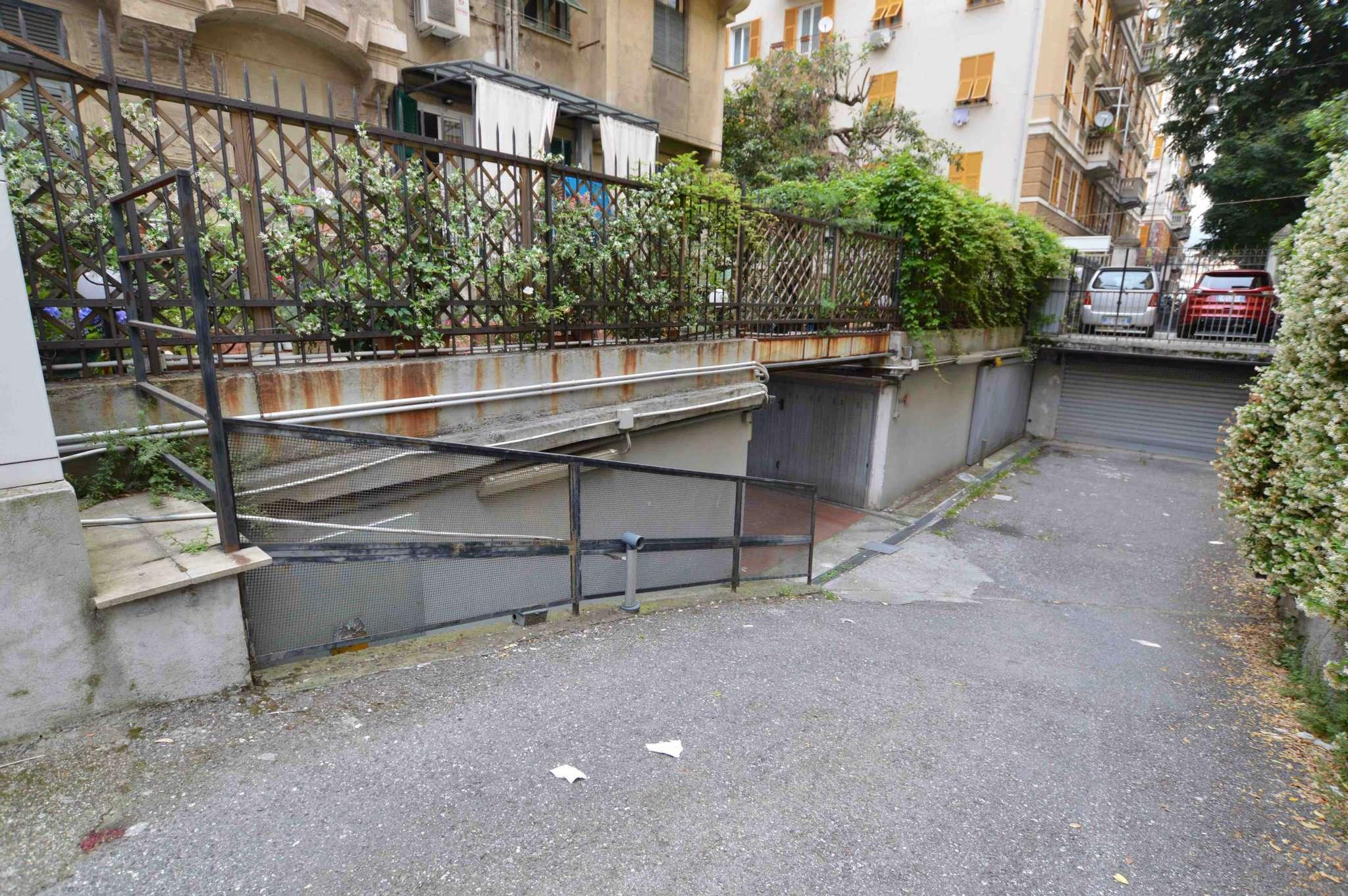 Foto 1 di Box / Garage via Teodosia, Genova (zona Carignano, Castelletto, Albaro, Foce)
