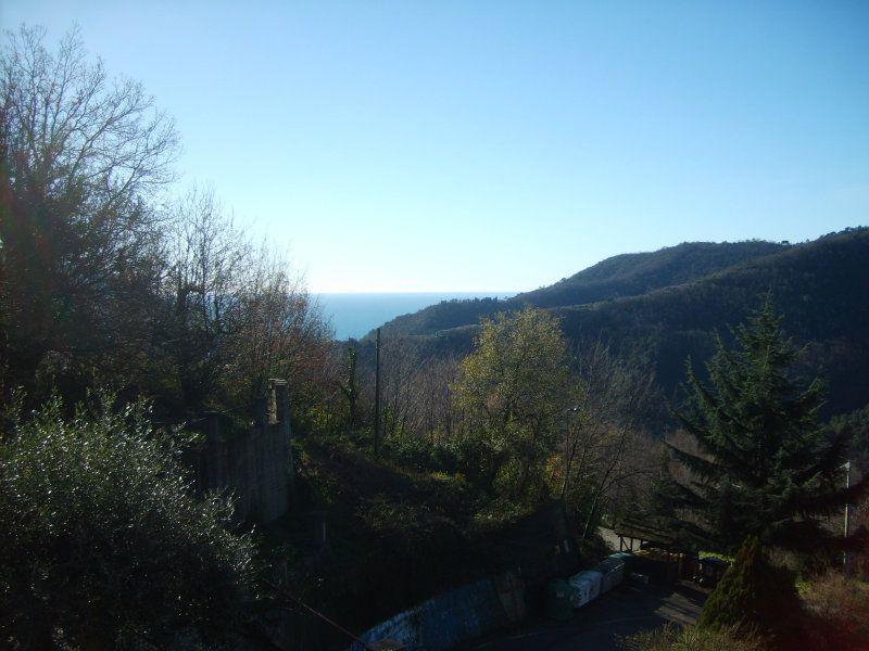 Terreno Edificabile Residenziale in vendita a Avegno, 5 locali, prezzo € 130.000 | Cambio Casa.it