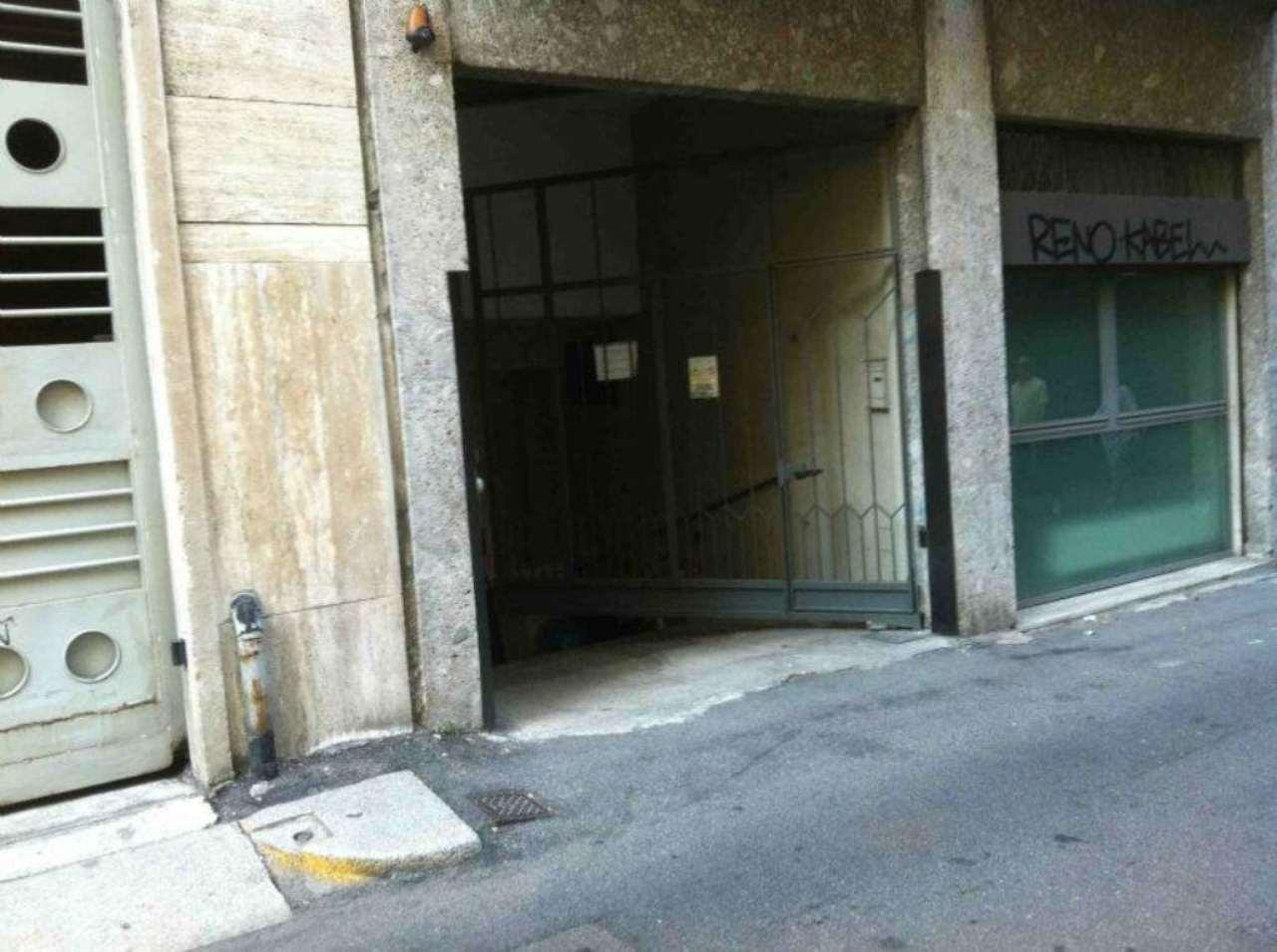 Box / Garage in affitto a Milano, 1 locali, zona Zona: 1 . Centro Storico, Duomo, Brera, Cadorna, Cattolica, prezzo € 200 | Cambio Casa.it