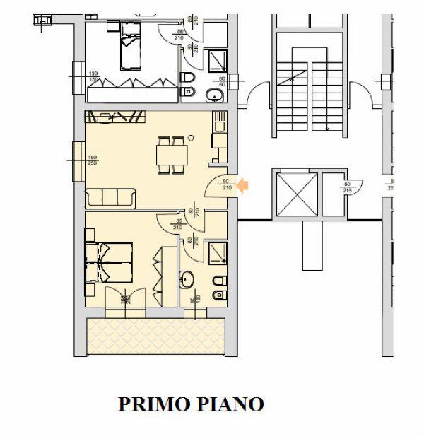 Vendita  bilocale Reggio nell Emilia  1 908301
