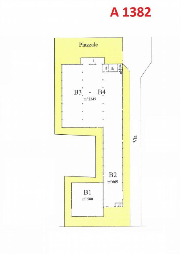 Capannone in affitto a Rubiera, 2 locali, prezzo € 8.700 | Cambio Casa.it