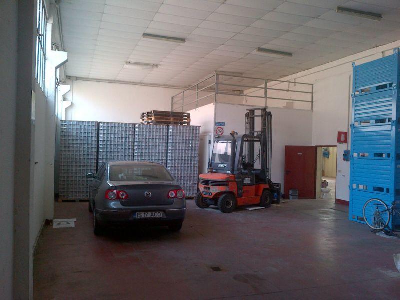 Capannone in vendita a Reggio Emilia, 1 locali, prezzo € 470.000 | Cambio Casa.it