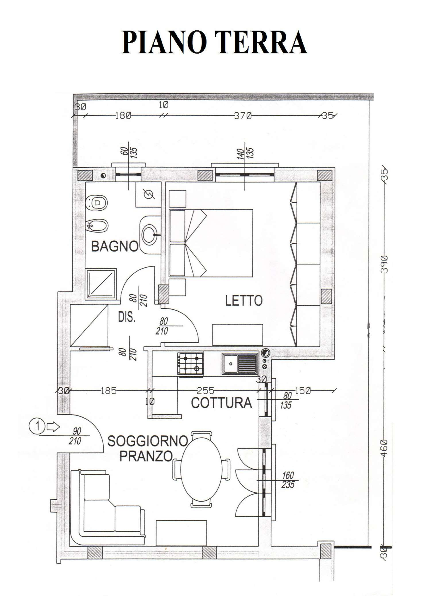 Vendita  bilocale Reggio nell Emilia  1 1048010