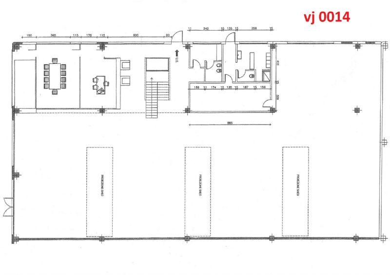 Capannone in affitto a Reggio Emilia, 1 locali, prezzo € 3.350 | Cambio Casa.it
