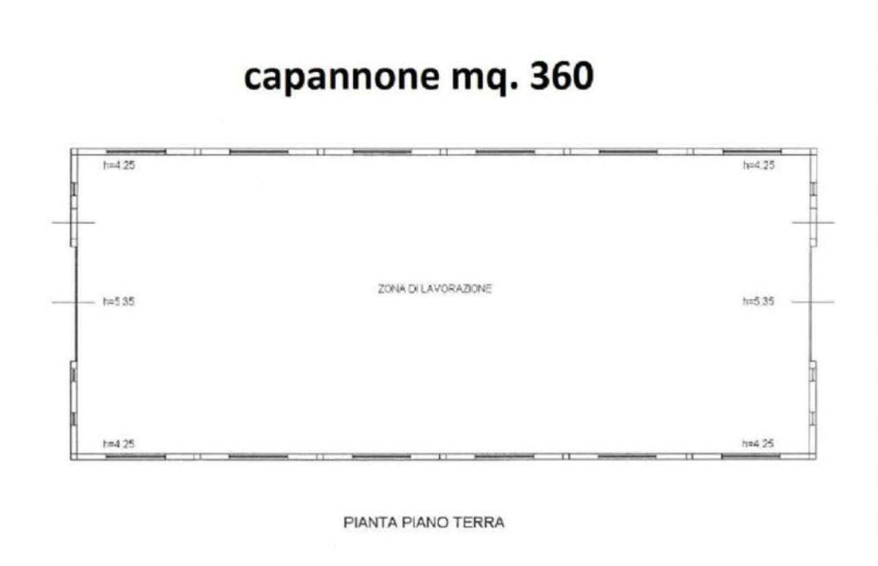 Capannone in affitto a Reggio Emilia, 3 locali, Trattative riservate | Cambio Casa.it