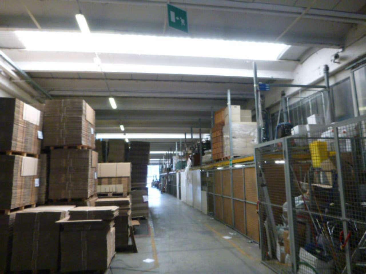 Capannone quadrilocale in affitto a Reggio nell'Emilia (RE)