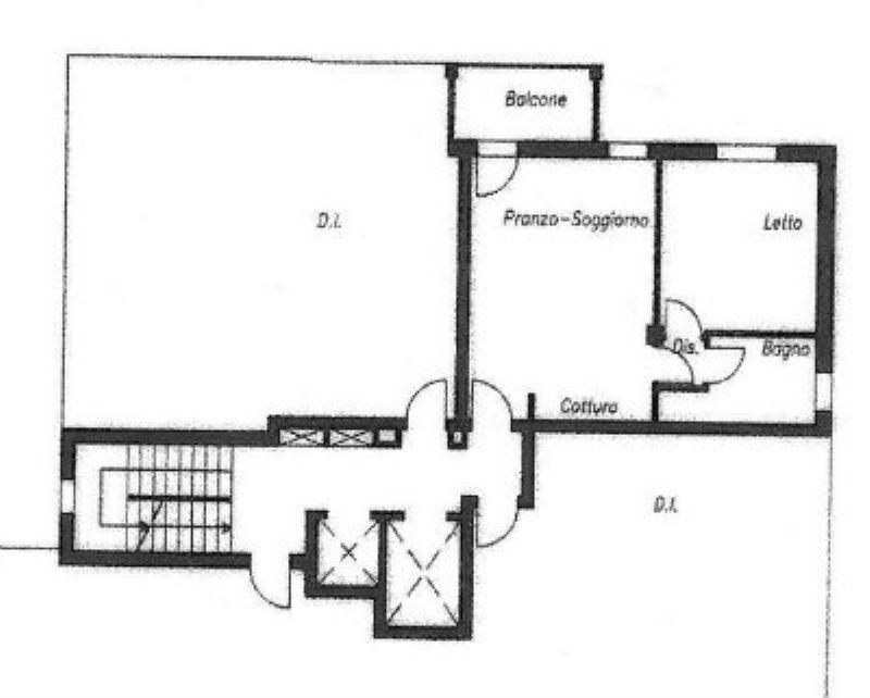Vendita  bilocale Reggio nell Emilia  1 553438