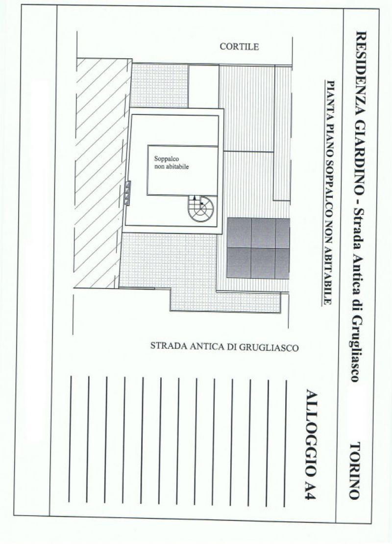 Vendita  bilocale Torino Strada Antica Di Grugliasco 1 649639