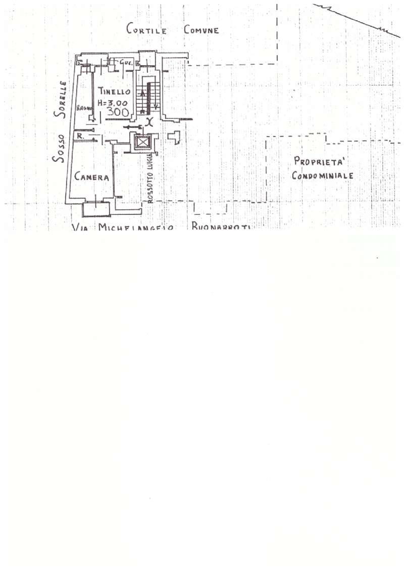 Affitto  bilocale Settimo Torinese Via Buonarroti Michelangelo 1 1513268