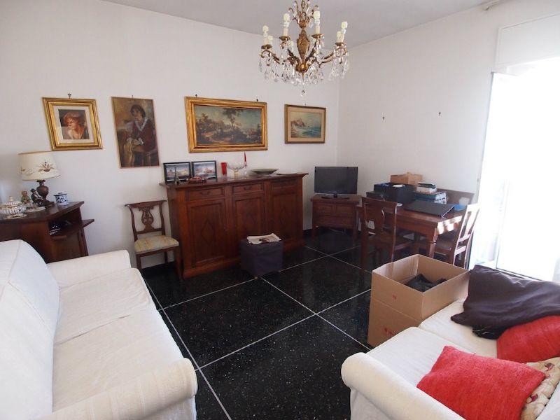 Bilocale Genova Via Sapeto 9