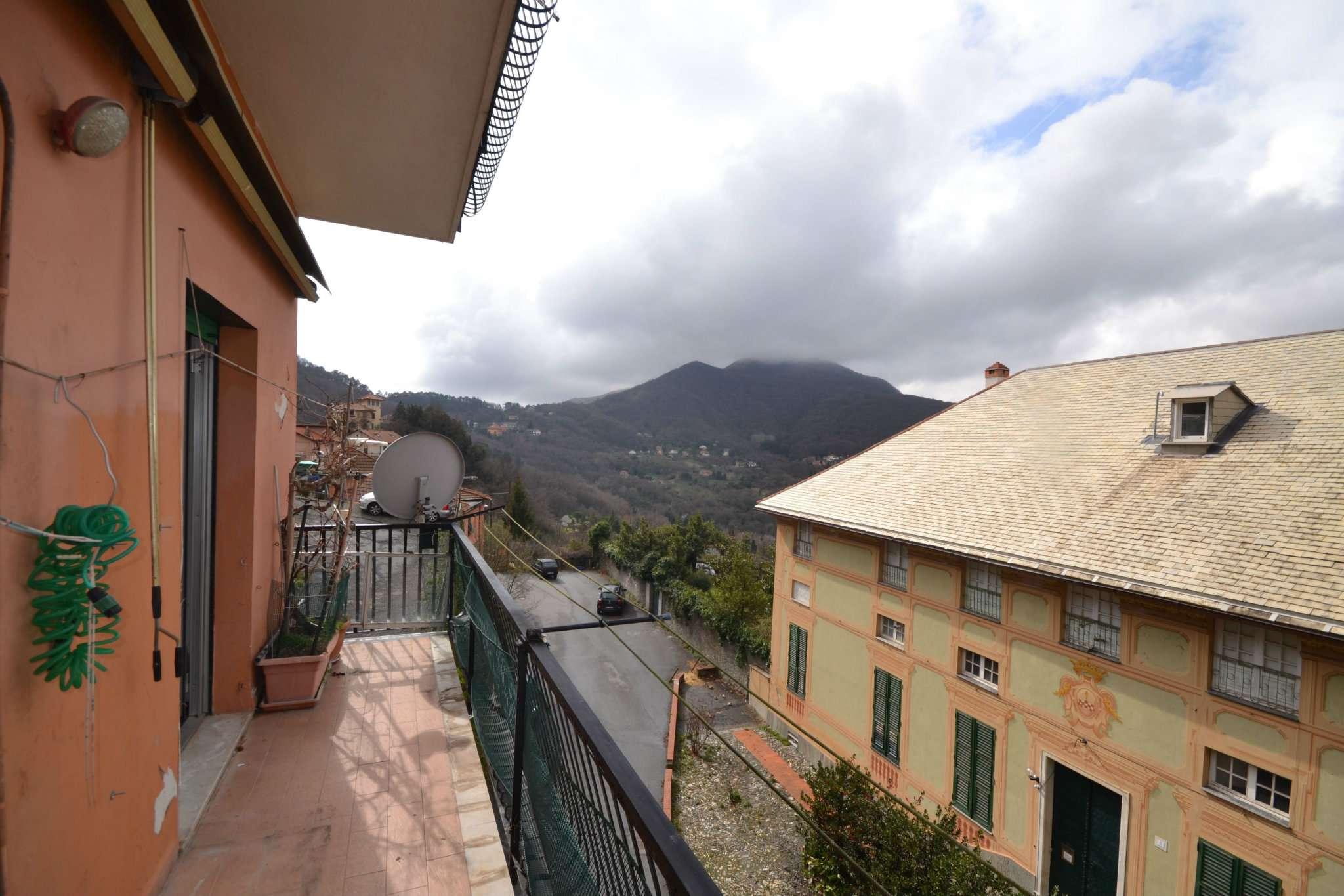 Appartamento in vendita a Sant'Olcese, 5 locali, prezzo € 65.000 | Cambio Casa.it