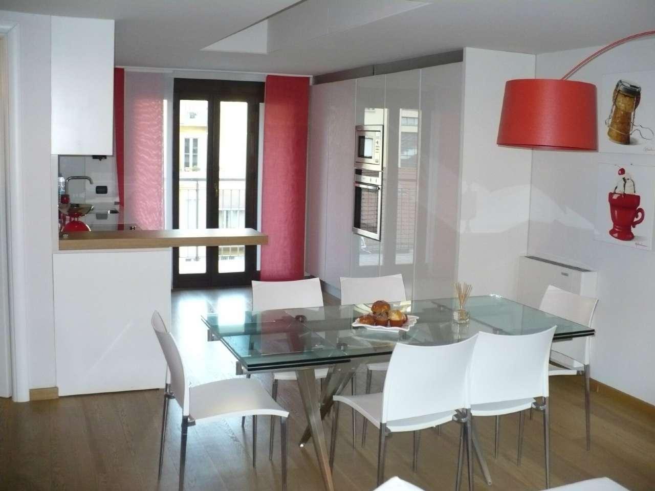 Loft open space in Vendita a Milano 11 Loreto / Piola / Lima: 2 locali, 80 mq