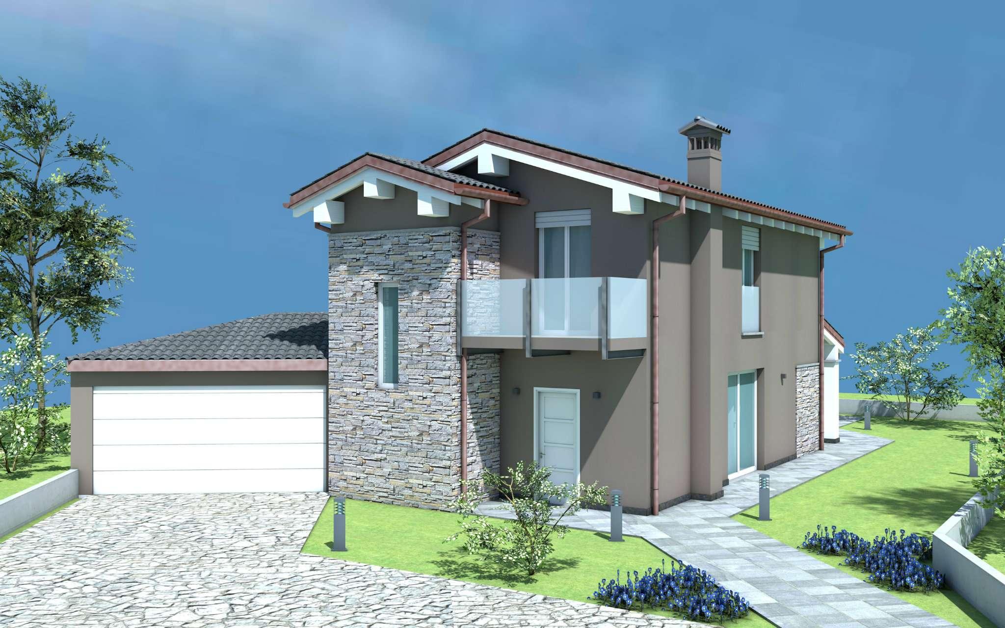 Villa in vendita a Misano di Gera d'Adda, 4 locali, prezzo € 330.000 | Cambio Casa.it