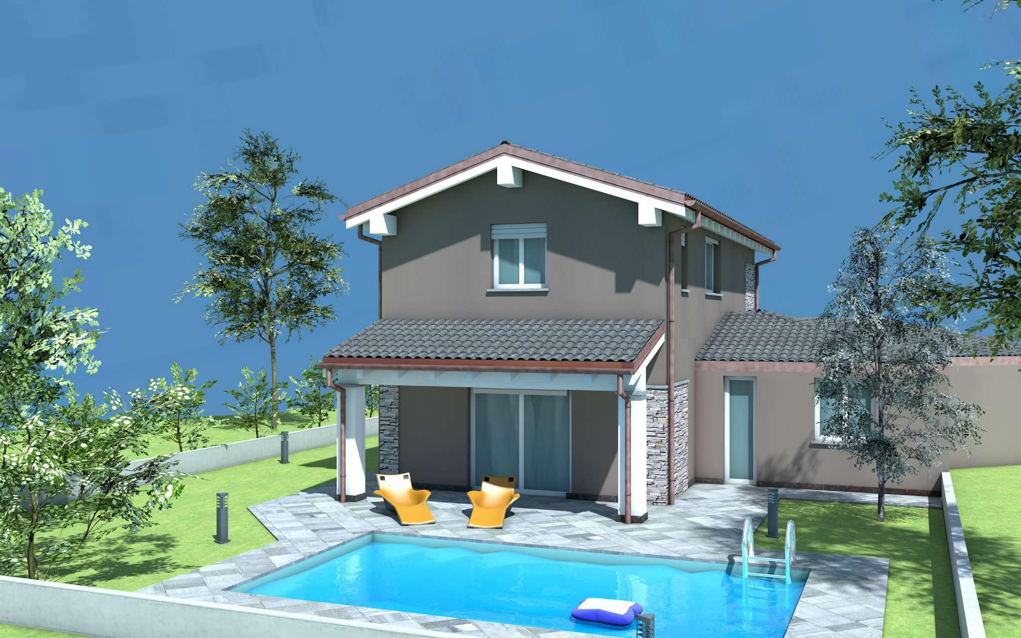 Villa in vendita a Misano di Gera d'Adda, 4 locali, prezzo € 295.000 | Cambio Casa.it